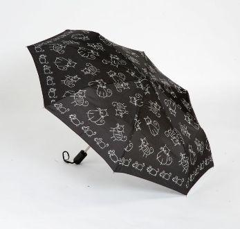 Женский зонт полный автомат Magic Rain L3FA54P-12