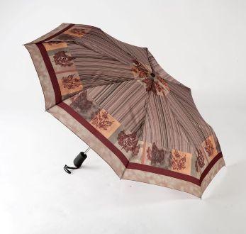 Женский зонт полный автомат Magic Rain L3FA54P-21