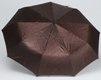 AVK 121-01 зонт жаккард коричневый