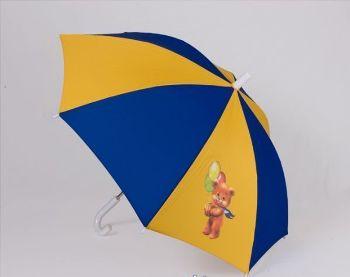 Детский зонт-трость Три слона С-47-07